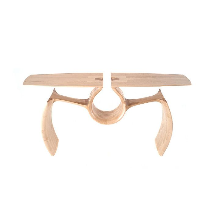 The Maple Entry Table by Chance Coalter