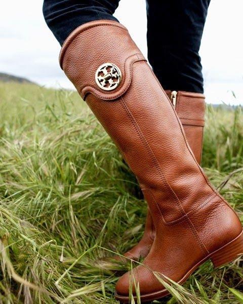 Tory Burch Stivali da equitazione ~ Fashion Frenzy