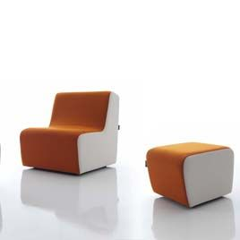 LIVE M2 Lounge Chair By Jane Hamley Wells