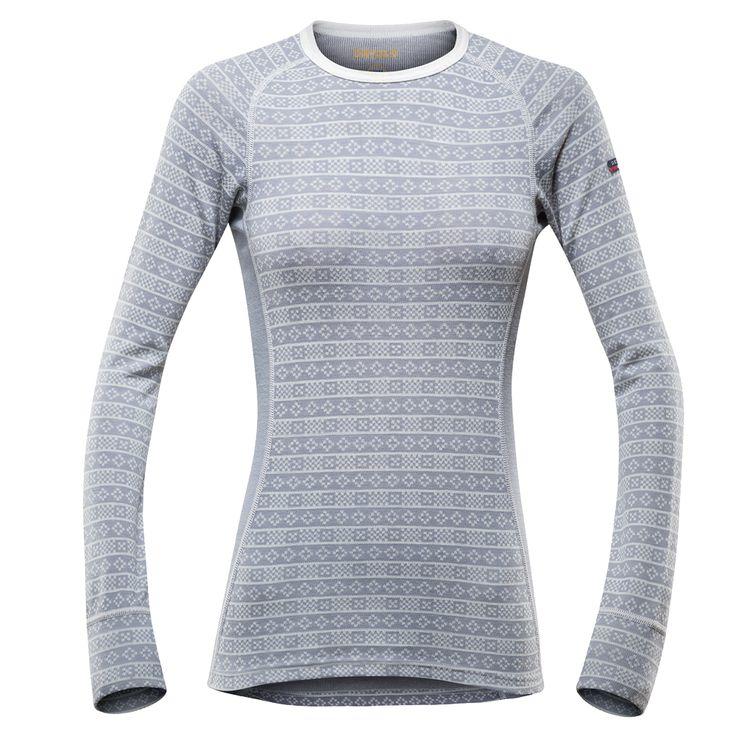 Alnes Shirt Women, Dámské termoprádlo Devold | Hudy.cz