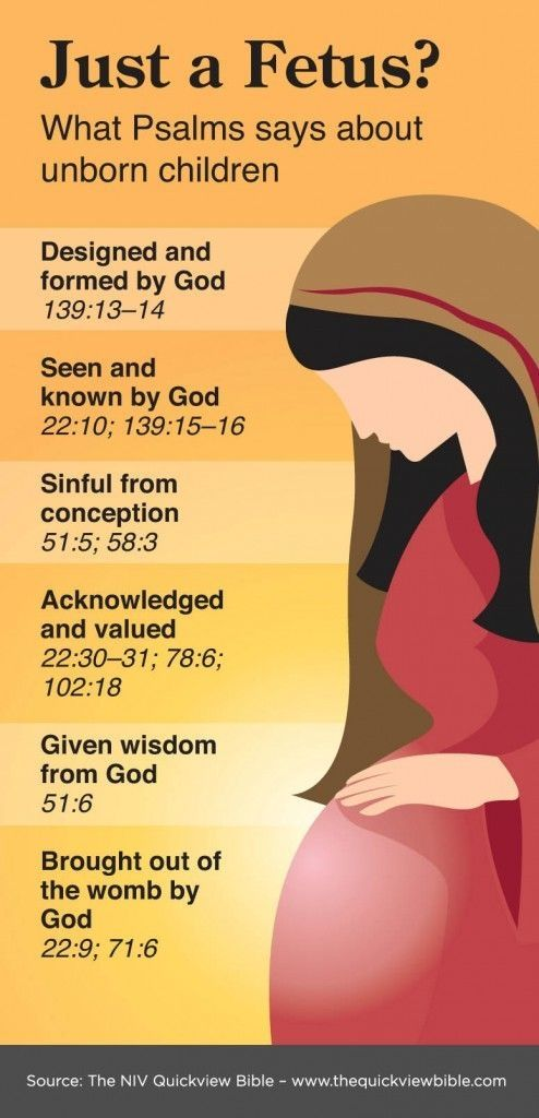 The Quick View Bible » Just a Fetus? by phill0106