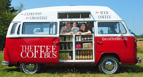 mobile coffee truck - Google Search