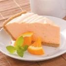 Frozen Orange Cream Pie Recipe (try with a chocolate cookie crust)