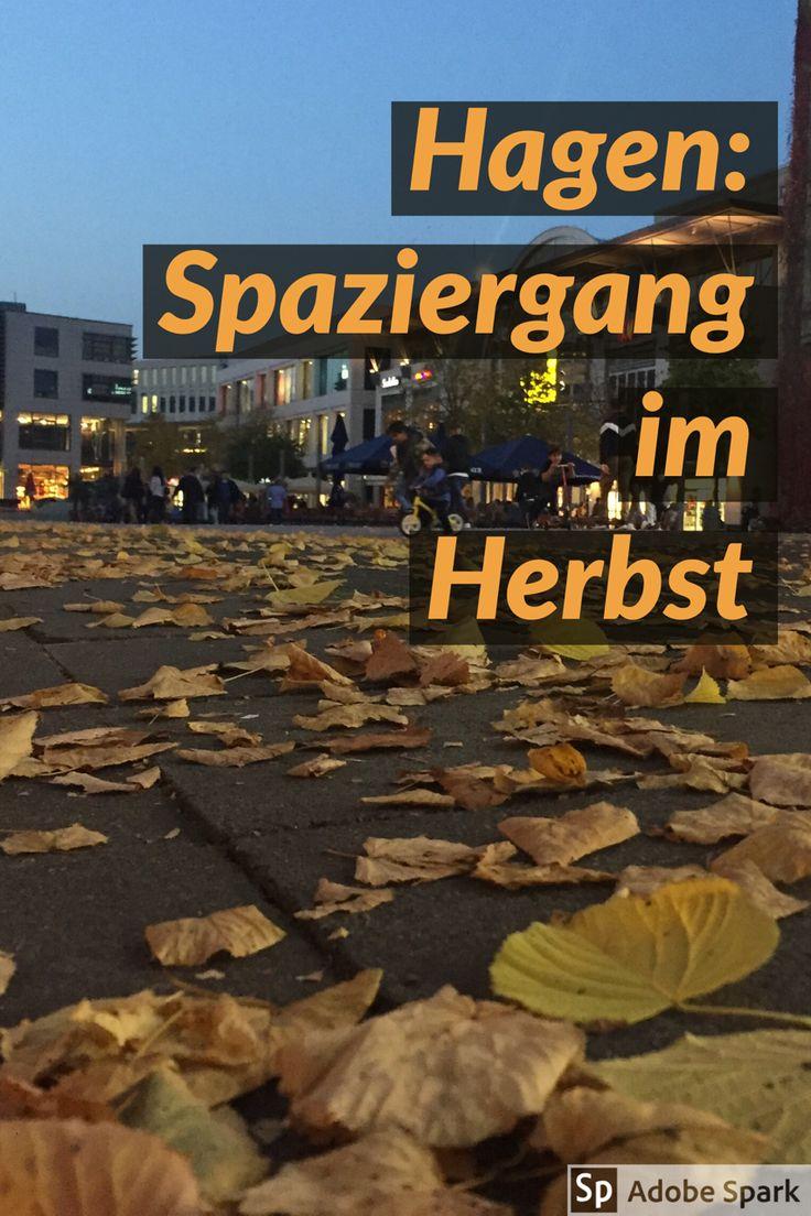 #Hagen ist zwar nicht gerade der Kracher, aber die Innenstadt ist abends ganz schön beleuchtet. Mehr lest Ihr im Blog.