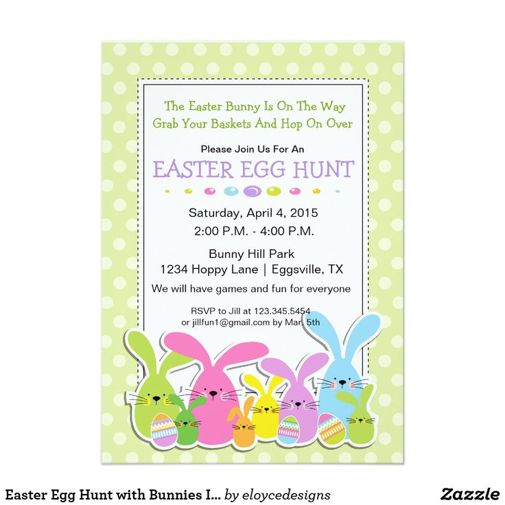 Best Easter Theme Invitations Images On   Invitation