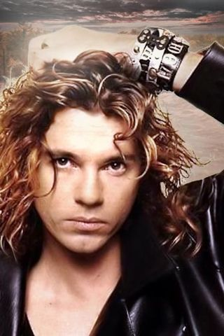 Michael Hutchence, Need You Tonight, via Flickr. Oh to be 16 again