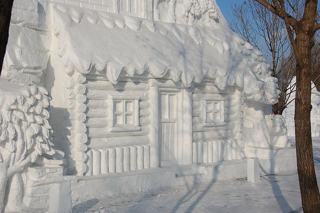 8 Unbelievably Beautiful Photos From The Harbin Ice and Snow Festival
