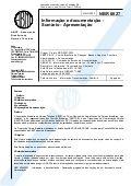 Norma ABNT 6027 Sumário