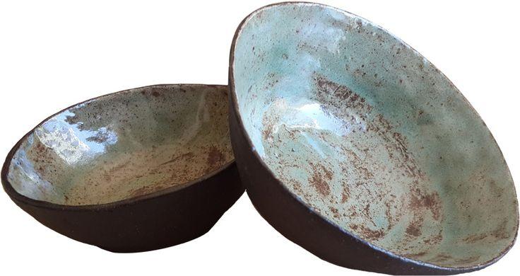 Handmade ceramics - Rowena Quinan