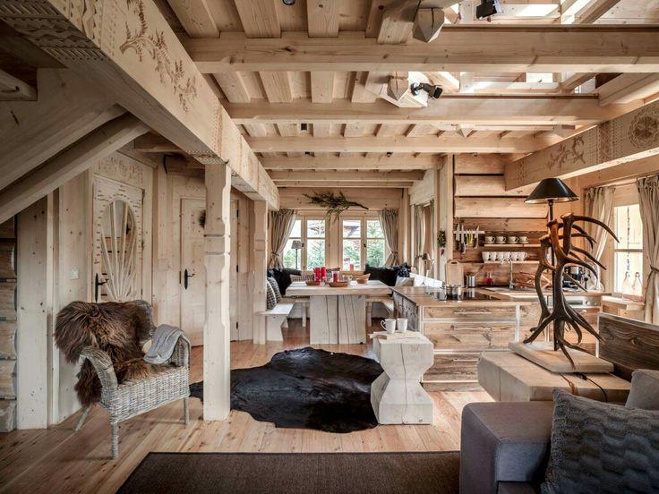 60 besten Almhütte Bilder auf Pinterest Alpen, Luxus und Bayrisch - luxus landhuser