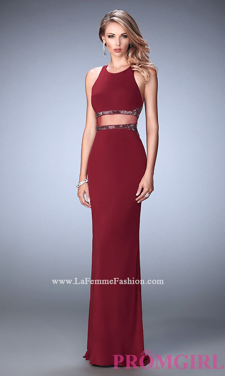 Long dress styles prom