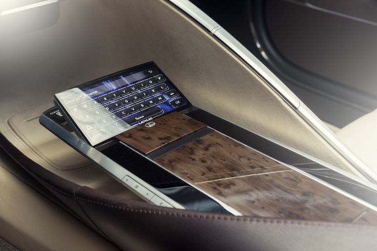 #Blue #Hybrid #Lexus #Design #LFCC #ConceptCar