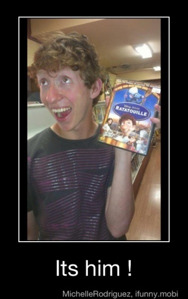 it's him!: Real People, Funny Pics, Real Life, The Real, Funny Pictures, Funny Quotes, Funny Stuff, Looks Alike, Cartoon Character