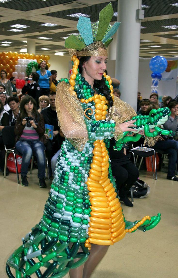 Balloon Festival Internation in. moscow 2013