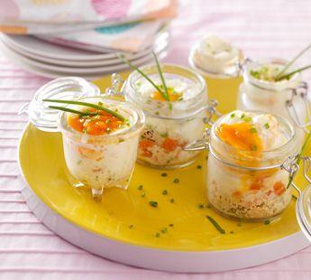 Ei in een potje - Recept - Jumbo Supermarkten