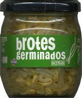 """Brotes de judía mungo en conserva """"Hacendado"""" - Producto"""