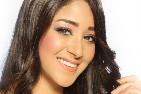 Aseel Omran cute smile                                                                                                                                                                                 More