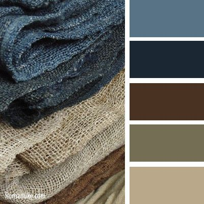 Burlap fiber. Love the texture and tones.