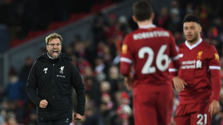 Jurgen Klopp will rotate Liverpool team for New Year's Day game at Burnley
