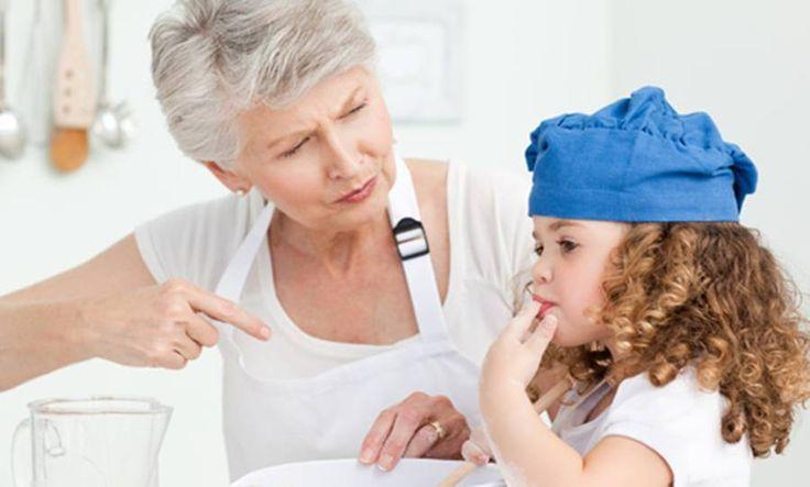 Όταν το παιδί σε συγκρίνει με τη γιαγιά και σε εκνευρίζει!