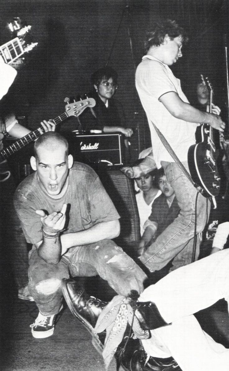 Minor Threat - Punk, Harcore, Straight Edge