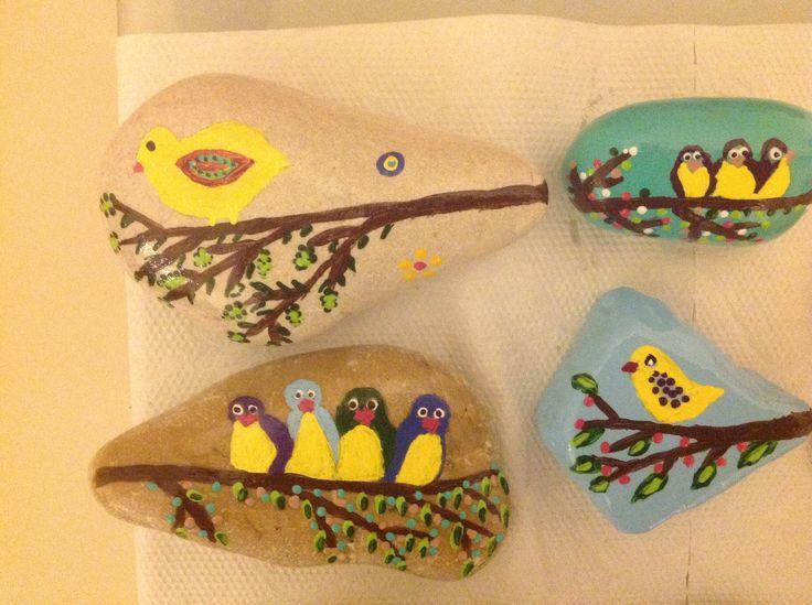 Kuşlarım, my birds