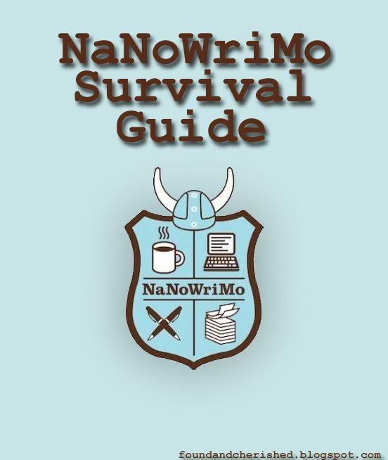NaNoWriMo Survival Guide