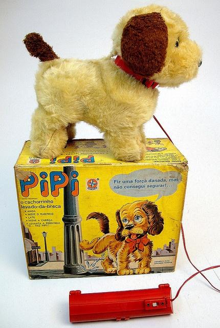 Pipi - Estrela - Brasil - 80's