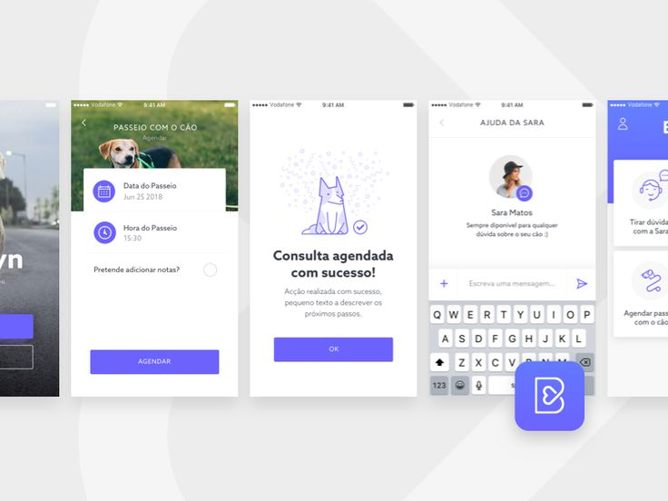 Barkyn_app by Scytale