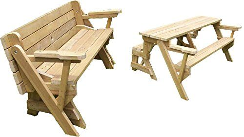 Picnic Table Plans Metric - WoodWorking Projects & Plans