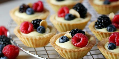 Mini Berry Tarts Recipes | Food Network Canada