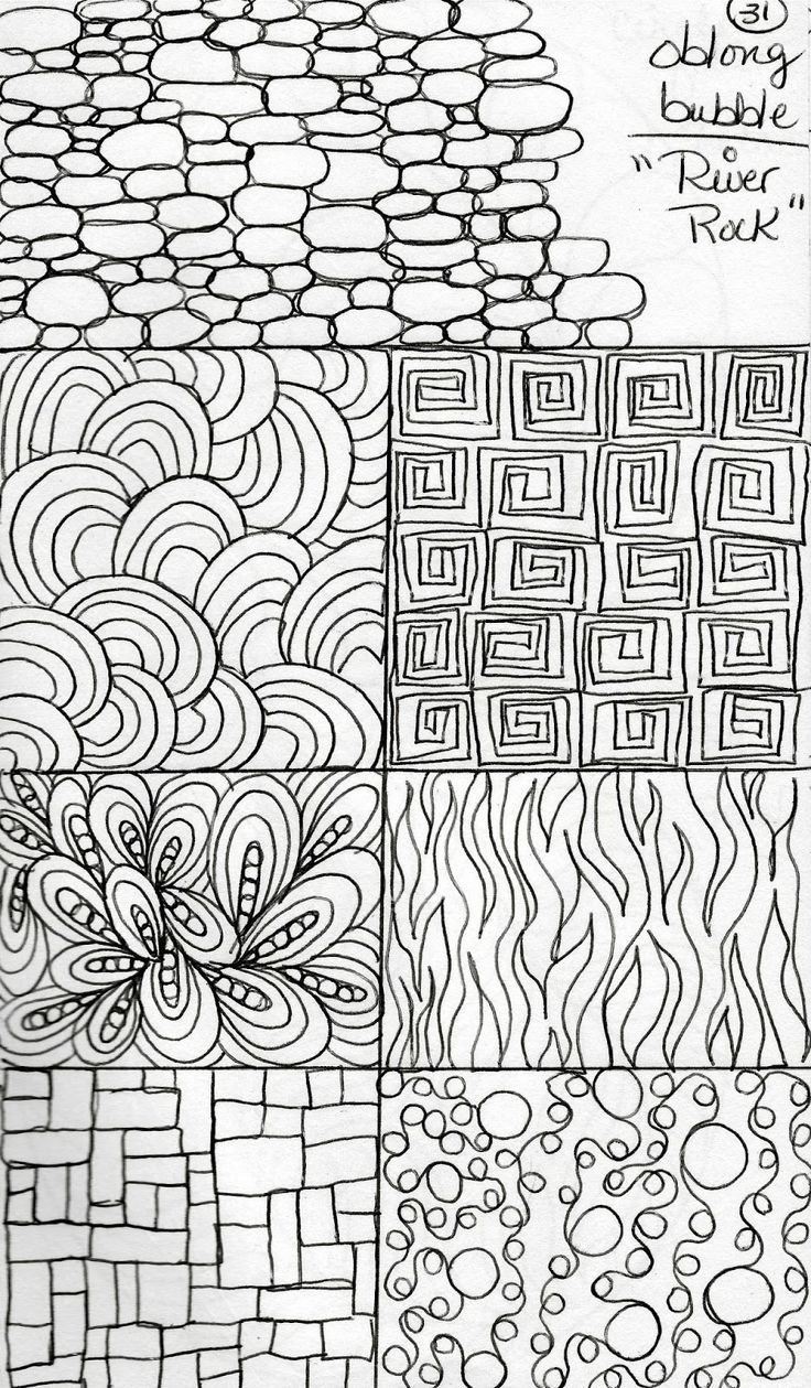 5 Pinterest With Images Zentangle Patterns