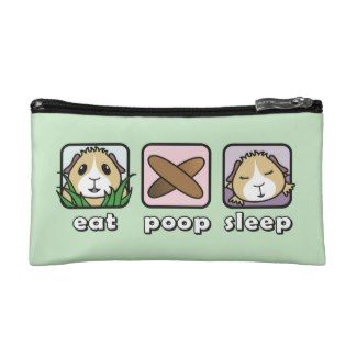 Guinea pigs is really cute so as this cosmetic bags too, what are your opinion of it?