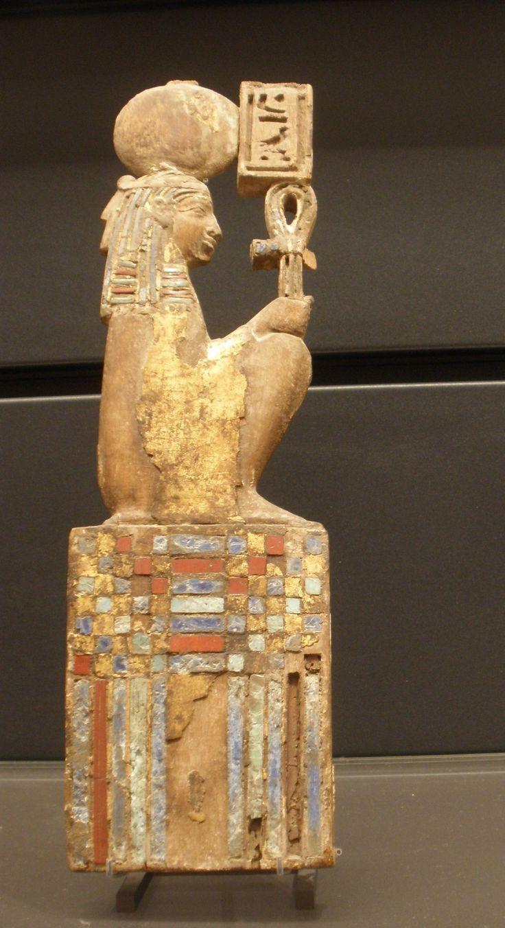 Maât est, dans la mythologie égyptienne, la déesse de l'ordre, de la solidarité, de l'équilibre du monde, de l'équité, de la paix, de la vérité et de la justice. Elle est l'antithèse de l'isfet (le chaos, l'injustice, le désordre social). Maât est toujours anthropomorphe, comme la plupart des concepts abstraits personnifiés : c'est une femme, la tête surmontée d'une plume, en général assise sur ses talons, ou debout.
