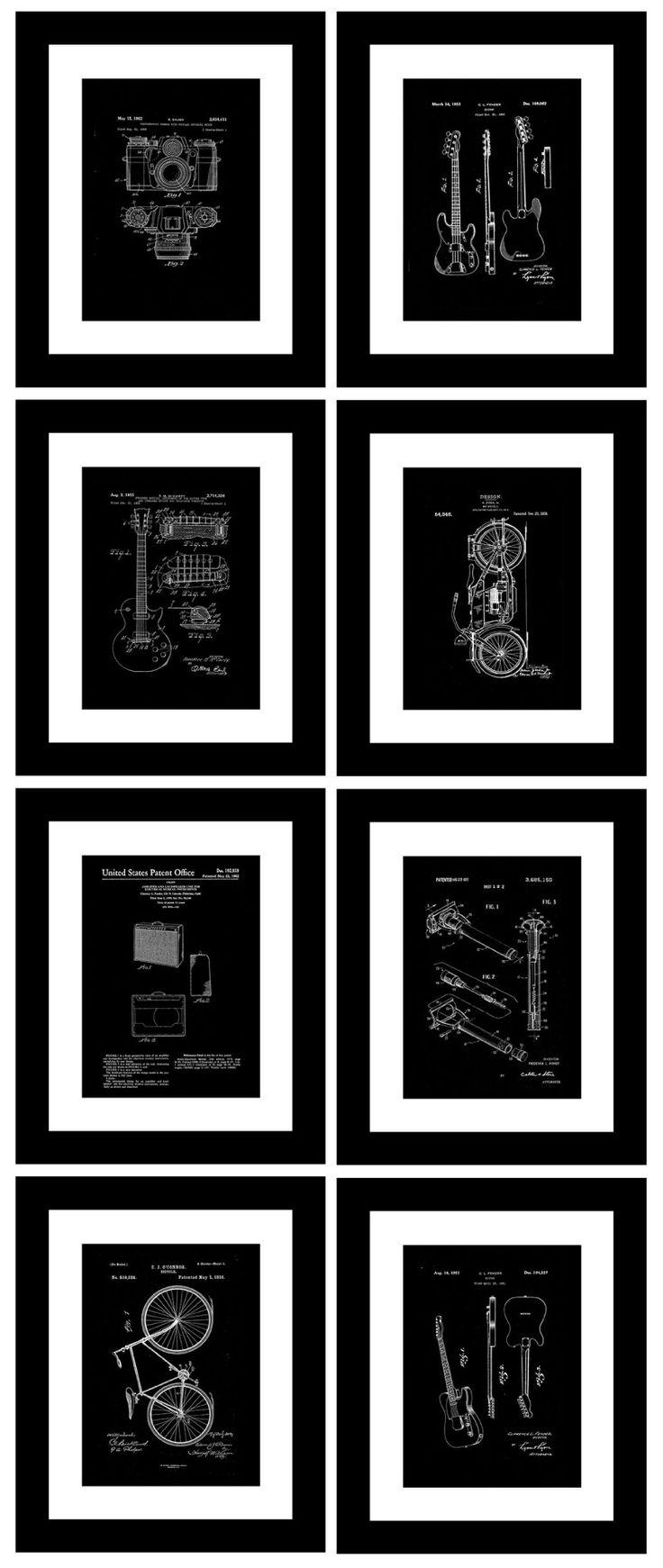 Free Vintage Patent Prints