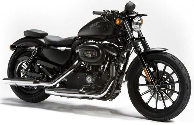 Harley-Davidson 883 Iron Special Edition (Foto: Divulgação)
