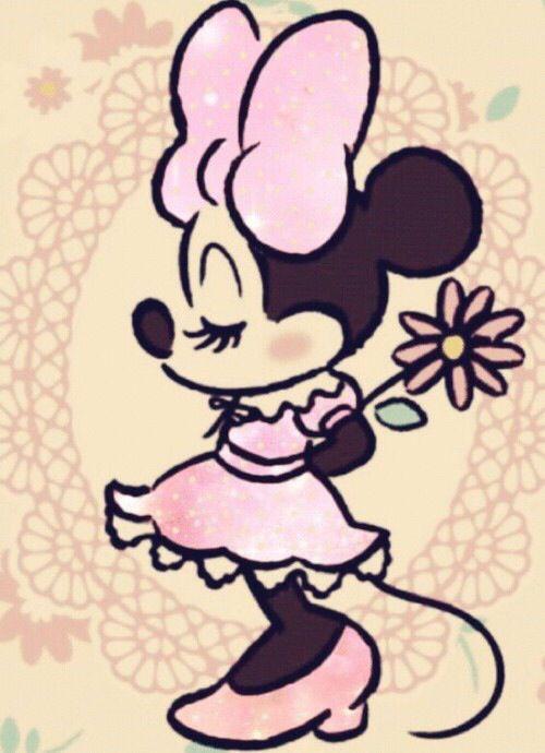 Cute Minnie piece
