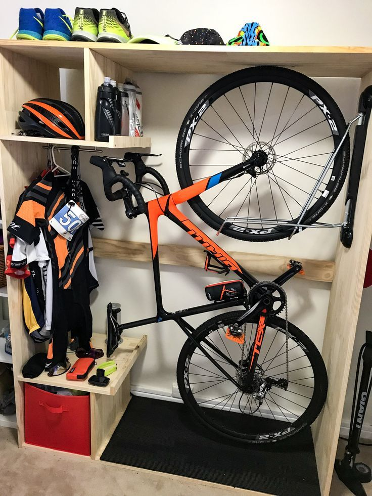 bike storage cabinet indoor bike rack