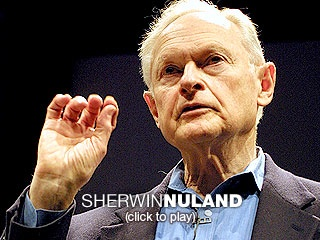 Sherwin Nuland: How electroshock therapy changed me | Video on TED.com
