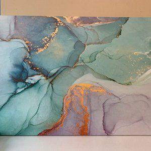 Modern #Wall #Art #Abstract #Bedroom #Print #Offic…