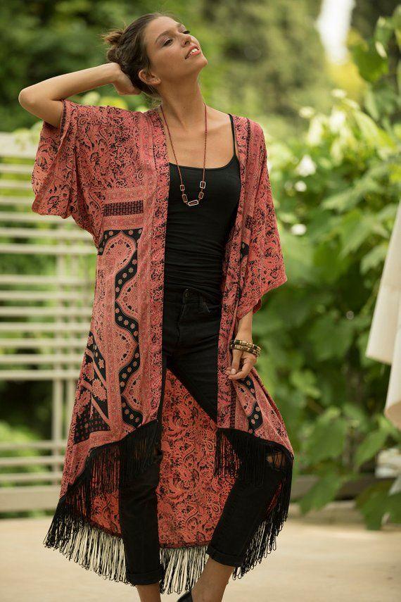 3b05cc7a826 Women Plus Size Kimono