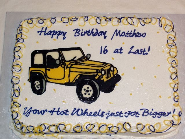 16th birthday cake for boys | 16th Birthday Cakes for Boys | Gabriel Tattoo: 16th birthday cake for ...