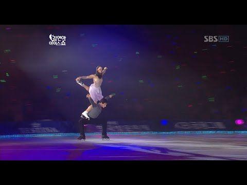 """Tessa Virtue & Scott Moir - 2011 All That Skate Summer - """"I Want to Hold..."""