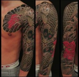 Men tattoos central is great website where you can find lots of tattoo ideas and tattoo designs for men