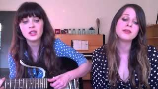 Video Chat Karaoke: Zooey Deschanel + Sasha Spielberg, via YouTube.