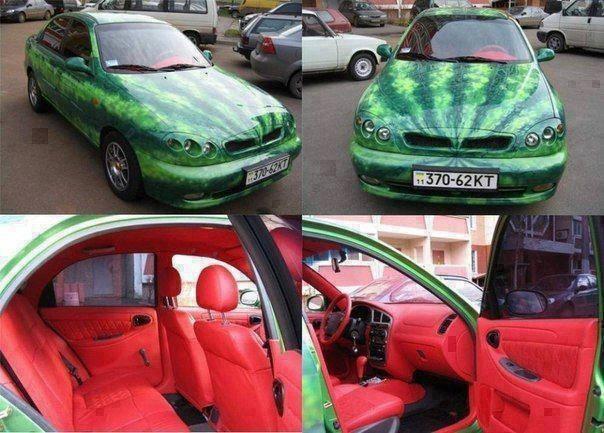 Blue Funnycar Painted Pinewood Derby Car |Funny Car Design