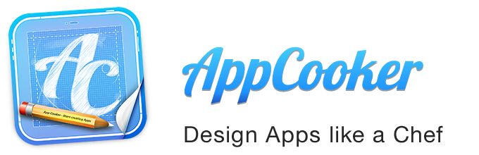 Mockup, Wireframe or Prototype iPhone and iPad Apps with AppCooker