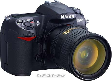 Thats my baby!   My workhorse the Nikon D200, quite superb even if it is 3 generations old!