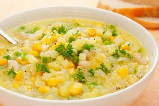 5 Resep Sup Lezat Pembakar Lemak Bisa Dikonsumsi Untuk Diet Resep Makanan Resep Sup Memasak