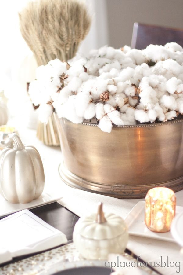 17 Best images about Cotton BranchesDecor Ideas on  ~ 233449_Thanksgiving Decorations Nz